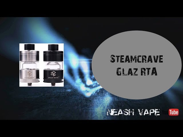 Glaz RTA by Steamcrave - Is it a glaz apart?