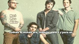 The All-American Rejects - Kids in the street [Español]