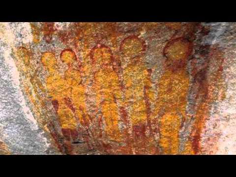 В индийской пещере обнаружены древние изображения инопланетян