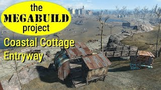 The Megabuild Project - 35 - Coastal Cottage Entryway