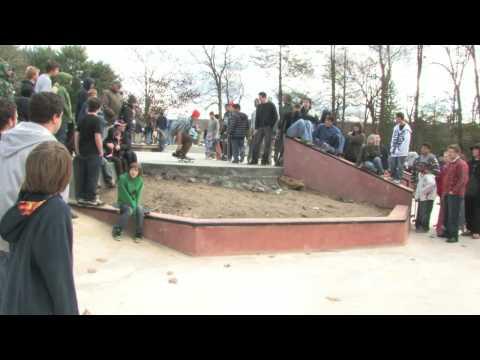 bristol skatepark opening day