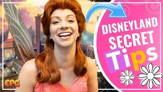 Disneyland Secret Tips and Hacks | Disney Female Role Models
