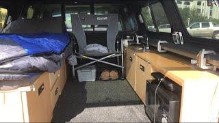 The Most Comfortable Truck Cap Camper