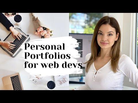 Web developer reacts to your portfolios 😲