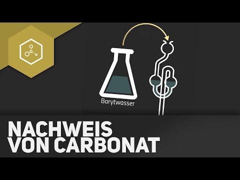 Nachweis von Carbonat ● Gehe auf SIMPLECLUB.DE/GO & werde #EinserSchüler