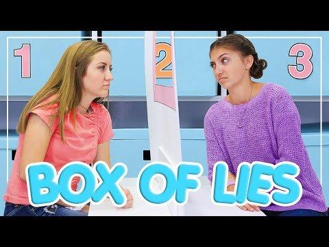 BOX OF LiES with Carlie   Kamri Noel
