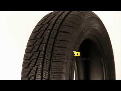 Youtube Nokian WR G2 275/45 R18 107 V XL Zimní