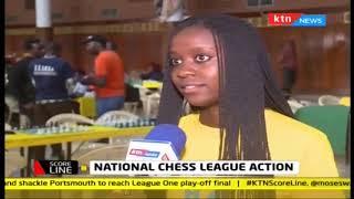 National Chess League Action | KTN SCORELINE