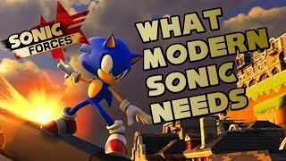 What Sonic The Hedgehog Needs