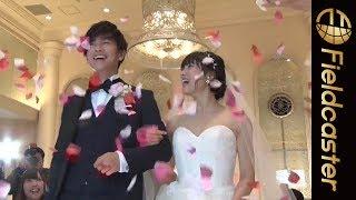 土屋太鳳と佐藤健の素敵な結婚式?映画『8年越しの花嫁〜奇跡の実話〜』特別イベント