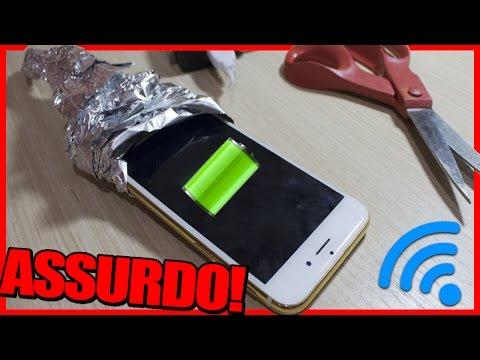 È POSSIBILE COSTRUIRE UN CARICATORE SENZA FILI PER SMARTPHONE?!