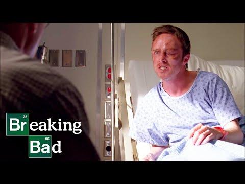 Video trailer för Jesse Pinkman Turns Down Walter White's Offer - S3 E7 Clip #BreakingBad