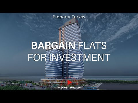 Contemporary Beylikduzu apartments at bargain prices