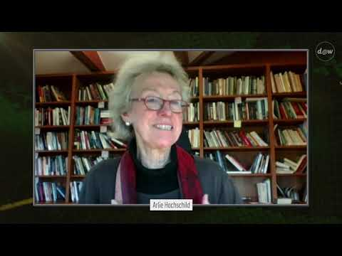 10 years of listening to the right wing - Arlie Hochschild on Economic Update
