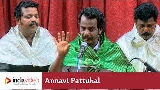 Coastal folklore songs - Annavi Pattukal