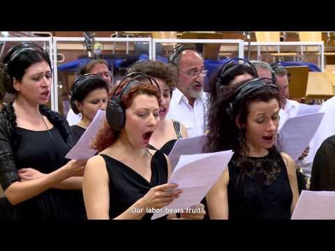 Химн на Булагро - изпълнение с оркестър на БНР
