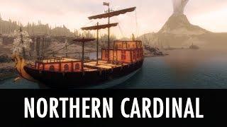 Skyrim Mod: Northern Cardinal