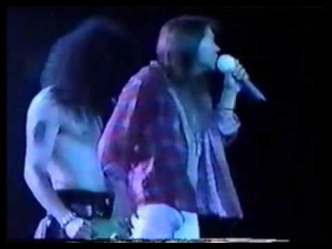 Shannon Hoon With Guns N' Roses- Don't Cry Mp3