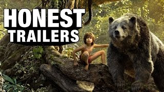 Honest Trailers - The Jungle Book (2016)