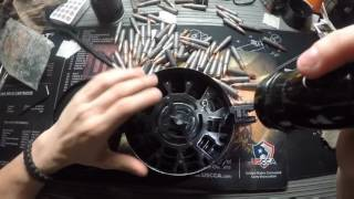 How To Maintain Clean And Properly Load Your Romanian / Chinese Style 75 Round Drum Magazine