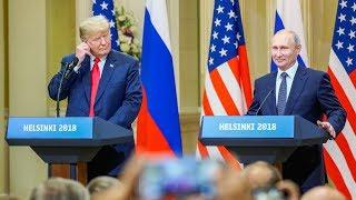 Trump-Putin Helsingissä