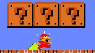 Mario challenges Parody(series)