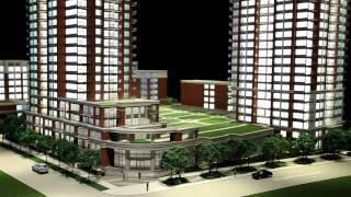Condo low rise, hi rise, real estate, Marketing, Ad Agencies, Uptown Markham Condominium Residences