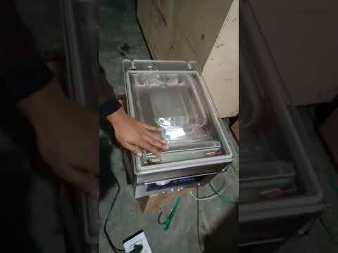 Single Chamber Vacuum Machine Table Top