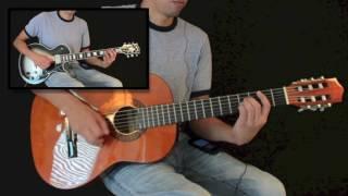 Fleetwood Mac  - Although The Sun Is Shining (Guitar Play Along)