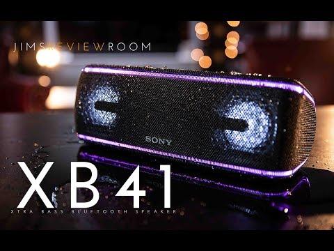 Sony Xb41 Xtra Bass Speaker – REVIEW