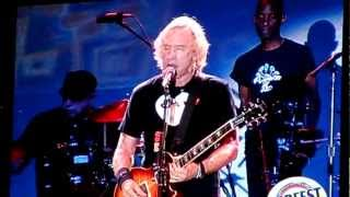 Joe Walsh - Bolero, Cast Your Fate To The Wind, Closet Queen (Live, 6-30-12)