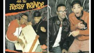 DJ Jazzy Jeff and The Fresh Prince Ready Rock C (Live NY Union Square 1987)