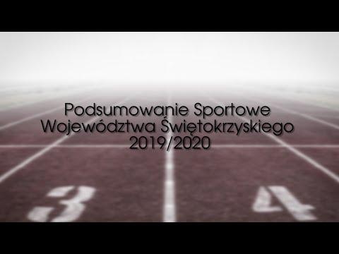 Podsumowanie Sportowe Województwa Świętokrzyskiego 2019/2020