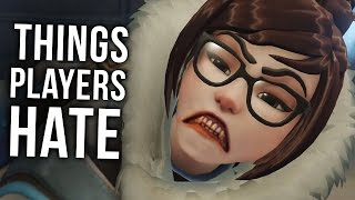 10 Things Overwatch Players HATE