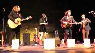Lovers In A Dangerous Time, Alan Doyle, Steven Page, Lindi Ortega, Tom Power, Rootstock, Toronto