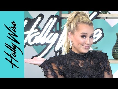 """Gabby Barrett Performs Song """"I Hope"""" and Shares Text Messages With Carrie Underwood   Hollywire"""