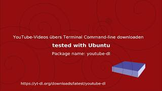 #YouTub video download per command-line all Howto, clip to #mp3 . تحميل فيديو يوتيوب وتحويله إلى MP3