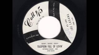 Joe Lagana - Teaspoon full of lovin