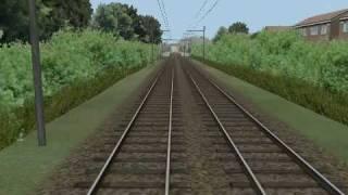 Shenfield - Southend Victoria Cabride (Part 2)