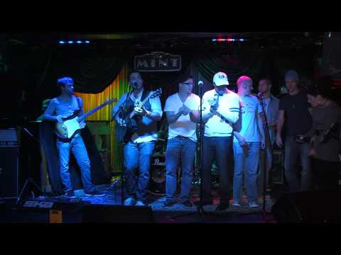"""""""Never Stop Believing"""" - David Gielan & The Willing: Live at The Mint featuring The Fishermen Band"""