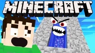Minecraft - MURDER BATHTUB