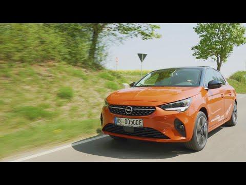 Wir fahren den 2020 Opel Corsa F Elektro - Review, Test, Fahrbericht