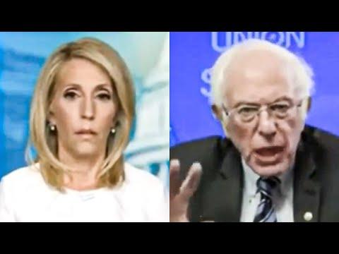Bernie Sanders Drops Hard Knowledge on Dana Bash