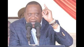 Revealed: Talks that forced President Uhuru to act