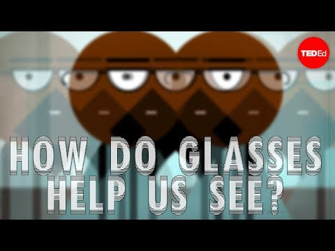 I Never Knew That! (How Eye Glasses Make Us See Better)