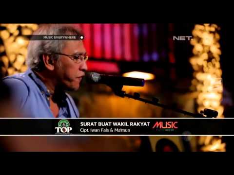 Iwan Fals - Surat Buat Wakil Rakyat (Music Everywhere_Net Music) Mp3