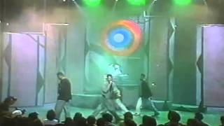 Special Ed  I'm The Magnificent Live 1990)