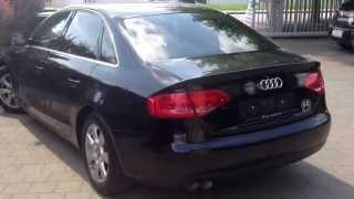 preview picture of video 'Audi A4 _ zatamnjivanje stakala zadnji dio'