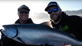 Oregon Coast Salmon Fishing With SURPRISE Catch! | Addicted Life Ep. #8