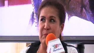 BERNARDA MUÑOZ es entrevistada por LUIS HERNÁNDEZ y JAVIER TREJO